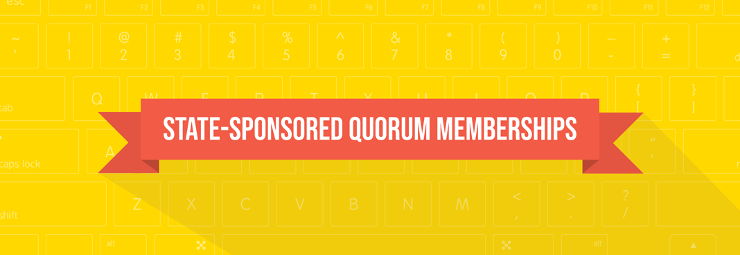 State-Sponsored-Quorum-Memberships